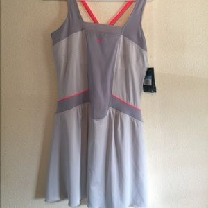 Nike tennis dress new with tags medium
